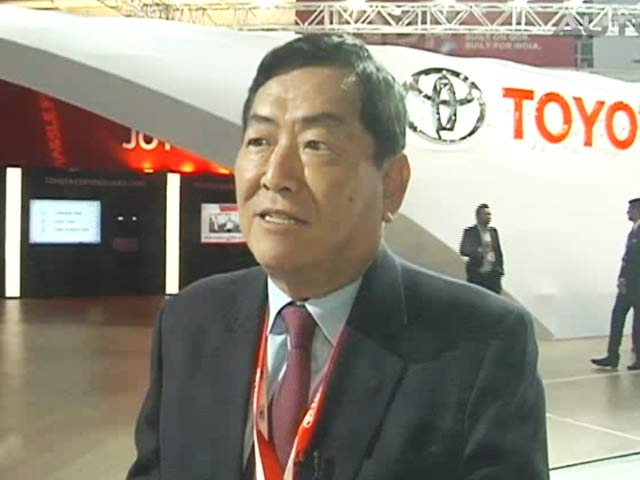 Video : Toyota Lines Up New Products for India