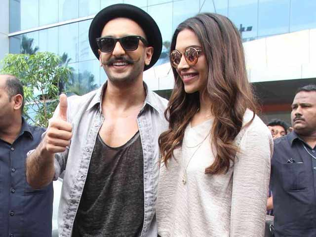 Video : 'Vin-Vin' Situation for Ranveer, Deepika?