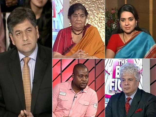Video : The Big Fight: Are Indians Racist?