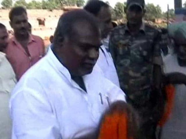 Video : Bihar RJD Legislator Raj Ballabh Yadav Booked For Allegedly Raping Minor