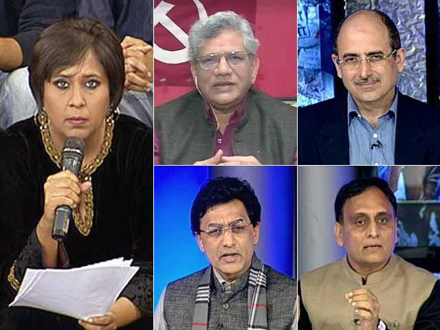 Video : Battlefield JNU: Sedition Or Right To Dissent?