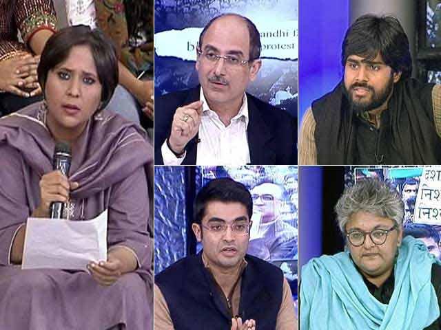Video : Media, JNU Faculty Assaulted: Anti-National vs Hyper-National?