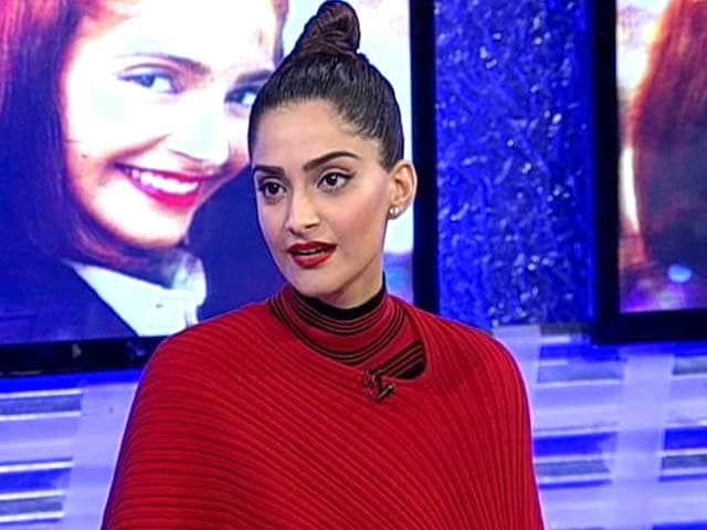 Video : Hope <i>Neerja</i> Inspires Everybody: Sonam