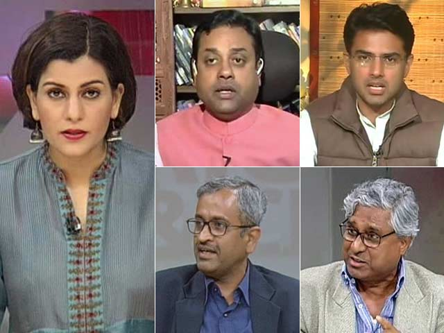 Video : JNU War: Will This Be The New Flashpoint To Hit Parliament?