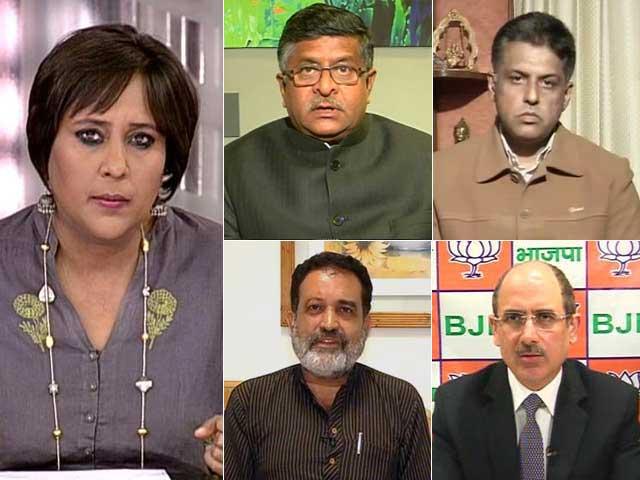 Video : Patriotism Or Politics: What's Behind Escalating JNU War?