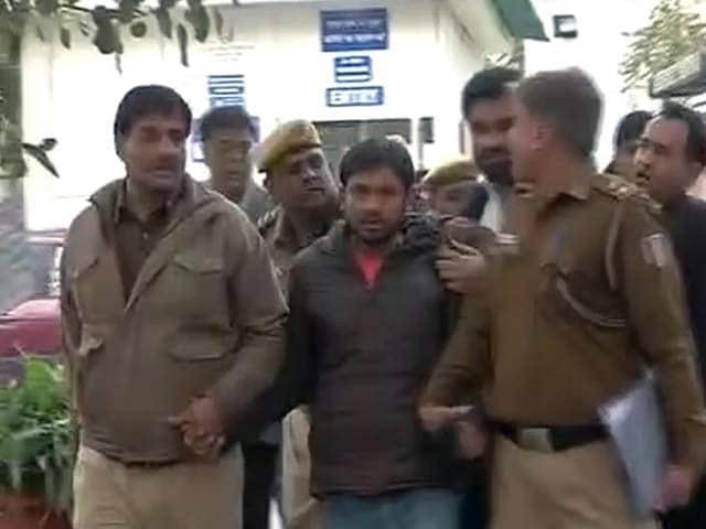 Video : 'भरोसेमंद सूत्र' हैं जेएनयू के छात्र के खिलाफ देशद्रोह का सबूत : दिल्ली पुलिस की रिपोर्ट