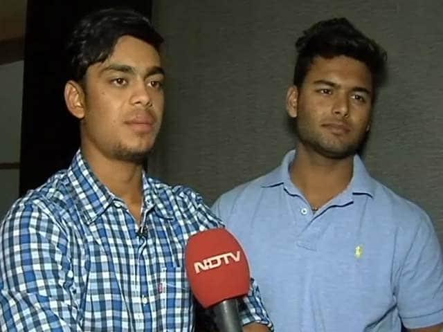 Videos : भारतीय अंडर-19 क्रिकेट टीम के सितारे ऋषभ पंत और इशान किशन...