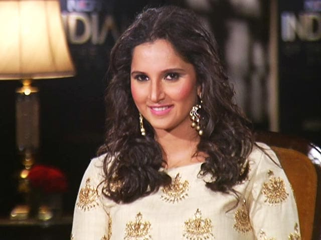 Video : Setting New Doubles Winning Run Record Not on Mind: Sania Mirza