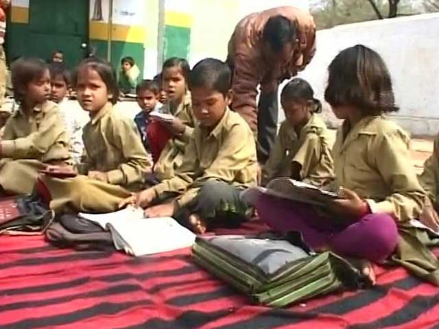 Video : In Drought-Hit UP District, Mid-Day Meals for School Children Vanish