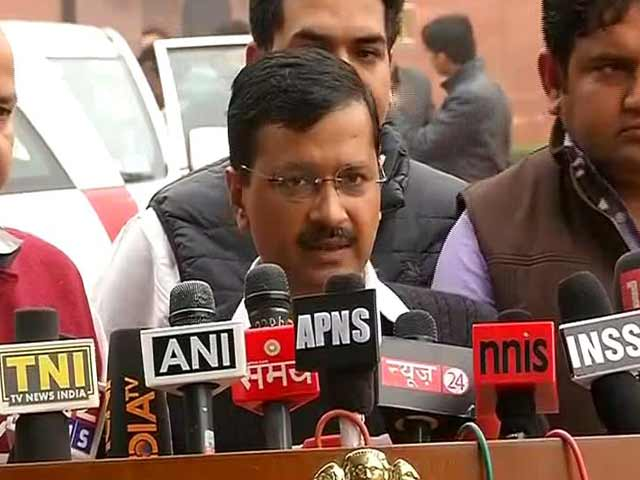 Video : Kill Someone, Then Say They Were Anti-National: Arvind Kejriwal's Jibe