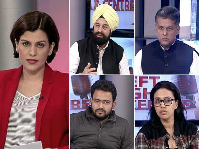 Video : India Erupts: Who Decides What Is 'Anti-National'?