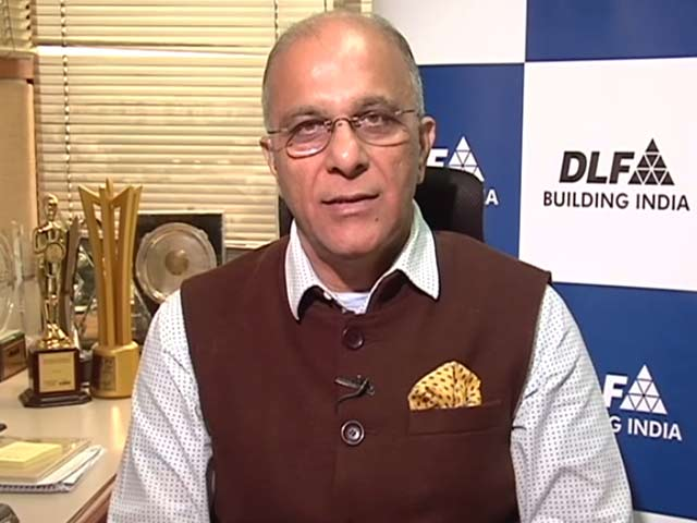 Video : Budget Needs To Boost Residential Housing: DLF