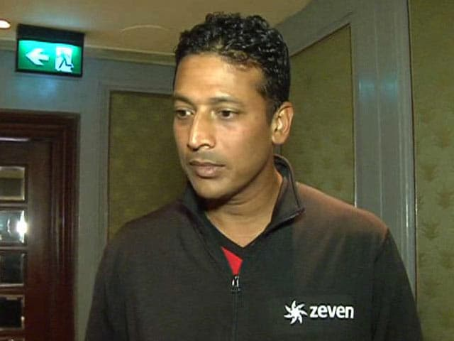 Video : Playing in Rio Not on My Mind: Mahesh Bhupathi