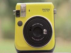 Snap Judgement: Fujifilm Instax Mini 70