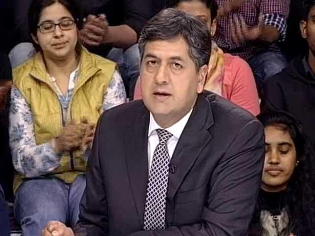 Video : 'Patriotism Can't Be Left To The Fringe': NDTV's Vikram Chandra
