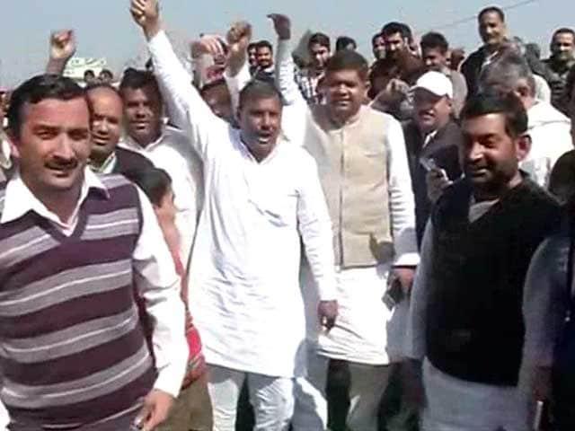 Video : Quota Protests Shouldn't Hit Delhi's Water Supply, Centre Tells Haryana