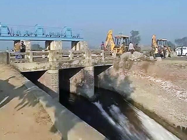 Video : दिल्ली में पानी संकट : सेना ने मुनक नहर को अपने क़ब्ज़े में लिया