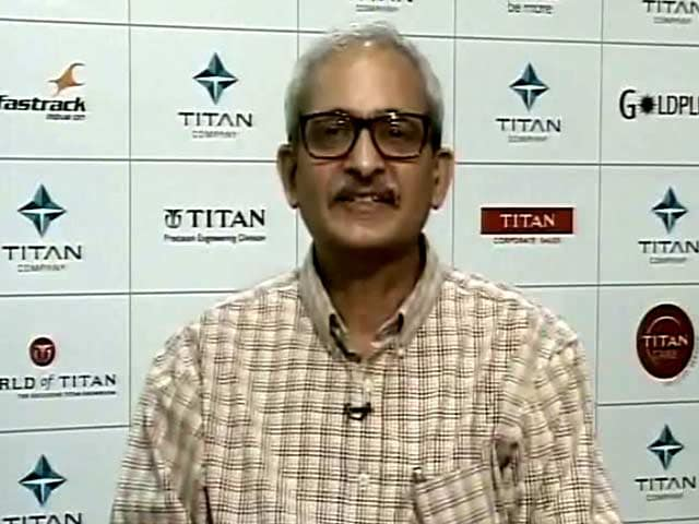 Video : Hopes of Gold Import Duty Cut Affecting Sales: Titan