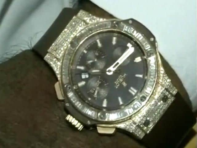 Video : 'Rs. 70 Lakh Watch' Presents Troubled Times For Siddaramaiah