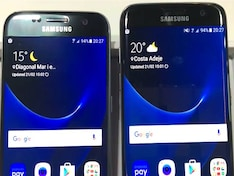 Samsung Galaxy S7 and Galaxy S7 Edge First Look