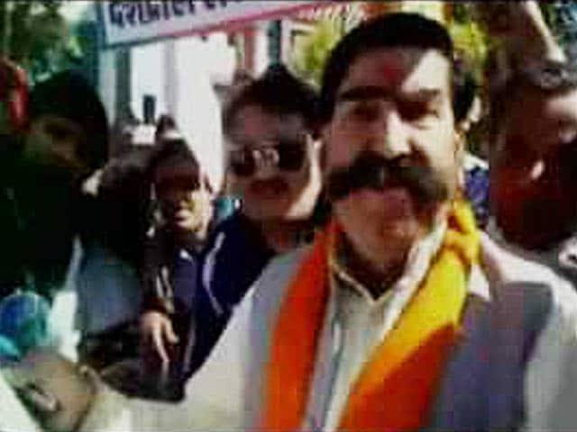 Video: '3,000 Beer Cans, 3,000 Used Condoms...' BJP Leader Lists JNU's 'Sins'