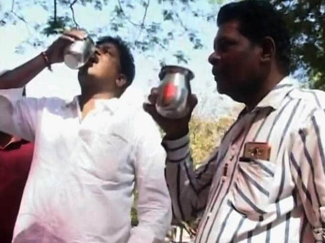 Video : Scorching Heat In Bengaluru As Temperature Touches 35 Degrees