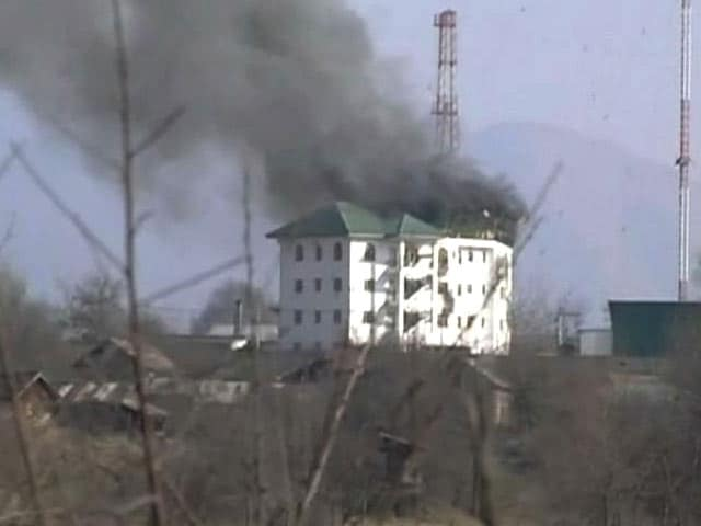 Video : Village By The Line of Control Refuses To Bury Pampore Attackers