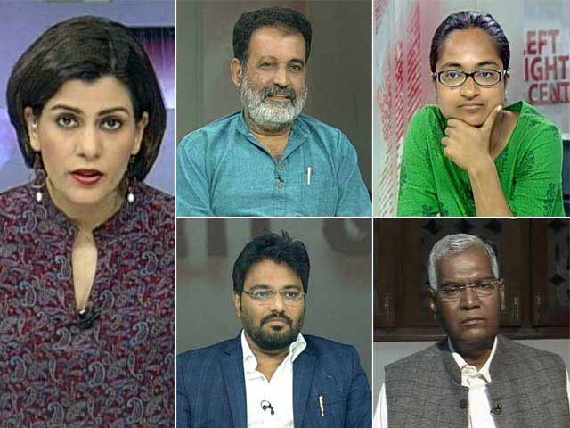 Video : March For Kanhaiya, Rohith: Student Unrest New Challenge?