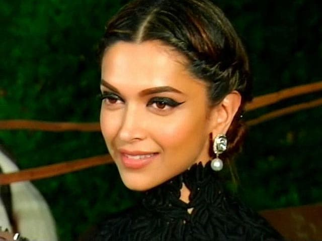 Video : Deepika Padukone's Next Hollywood 'Pitt' Stop
