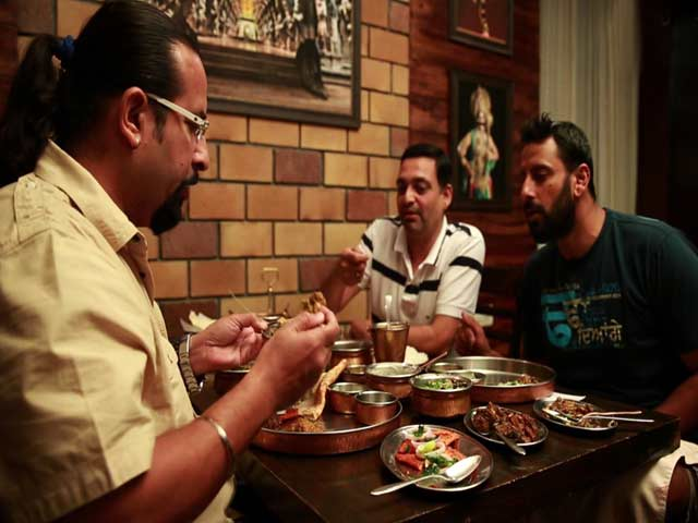 Video : South Indian Treat