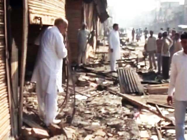 Video : जाट आंदोलन : झज्जर में दिख रही हैं बर्बादी की तस्वीरें