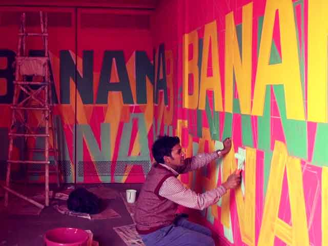 Video : Inside Lodhi Colony, India's First 'Public Art District'