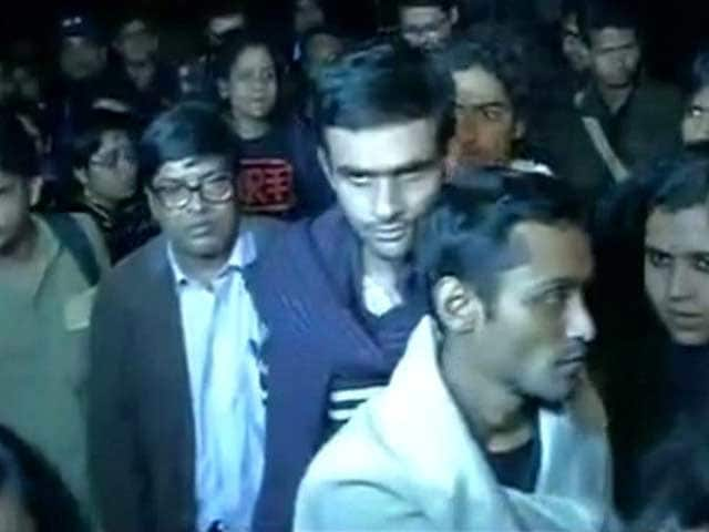 Video : What Arrested JNU Students Told Police During Questioning