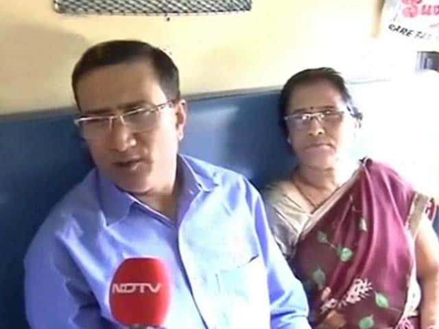 Video : Mumbai to Darbhanga on a Train to Bihar