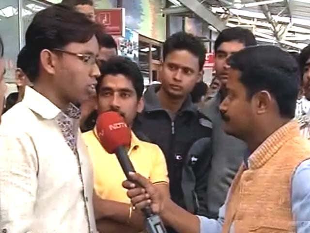 Videos : रेल बजट से दिल्ली लोगों की उम्मीदें