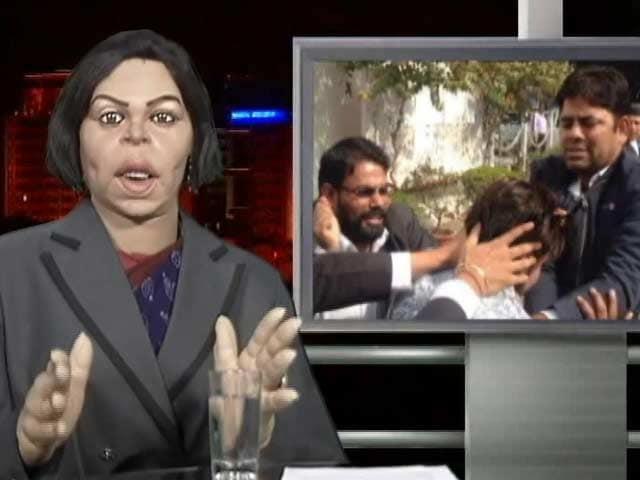 Videos : गुस्ताखी माफ : ट्रायल से पहले ही सजा देना सच्ची देशभक्ति...!
