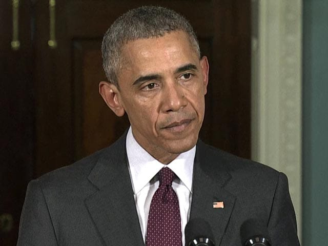 Video : Obama Warns Russia 'World Will Be Watching' Syria Ceasefire