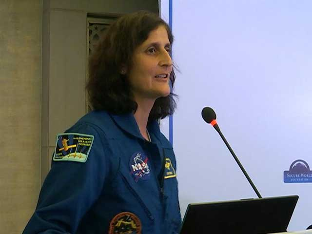 Video : Exclusive: NASA's Sunita Williams On Space Walks And Her Love For Samosas