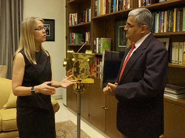Video : ISRO Could Be A Fantastic Partner In NASA's Journey To Mars: Dava Newman
