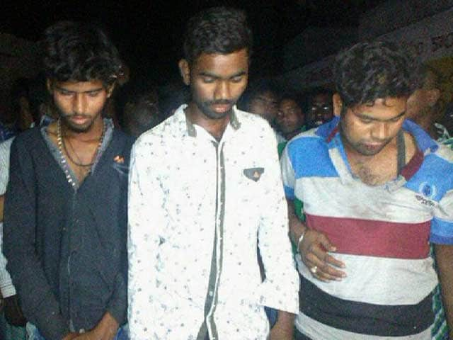 Video : Woman Allegedly Raped, Filmed, Blackmailed By Batchmates In Telangana