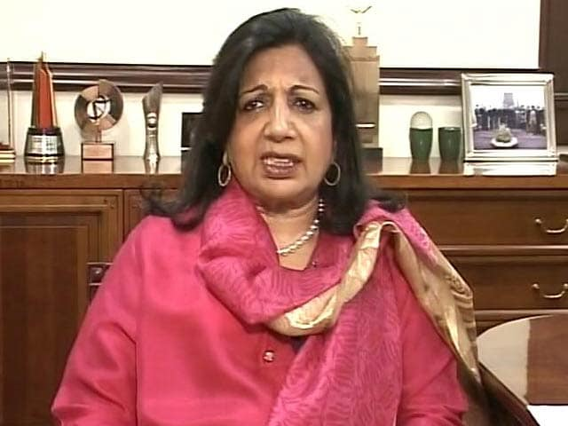 Video : This is Not a Pro Corporate Budget: Kiran Mazumdar-Shaw