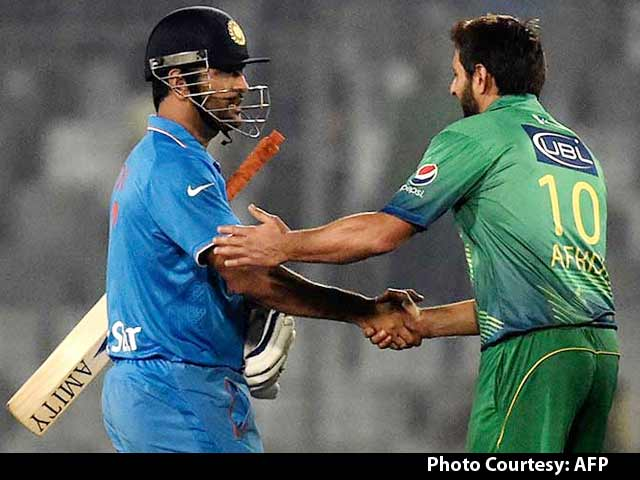 Video : World Twenty20: Congress-BJP Spar Over Indo-Pak Tie in Dharamsala