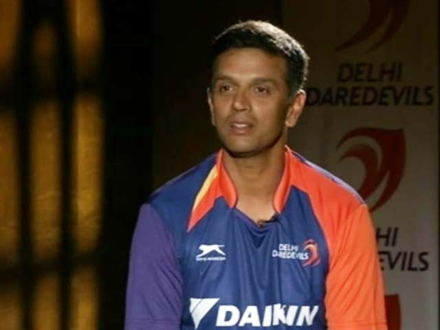 Video : No Plans to Coach Team India Right Now: Rahul Dravid