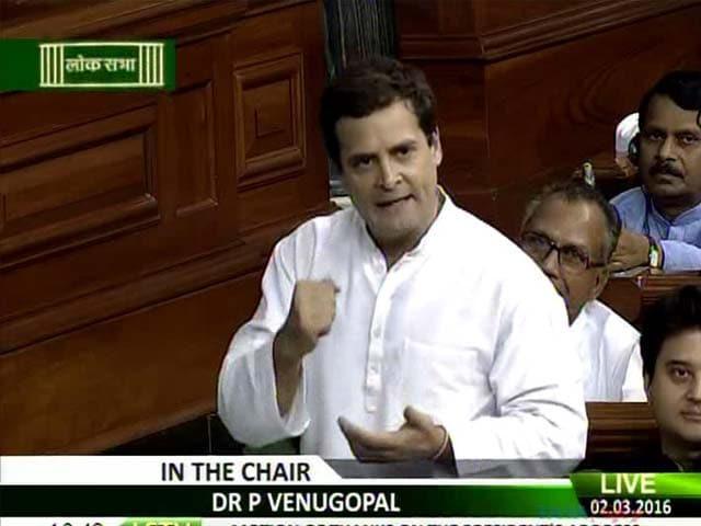 Video : 'Modiji's Fair And Lovely Yojna To Convert Black Money': Rahul Gandhi