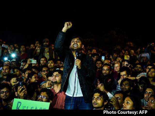 Video : Want For Freedom In India, Not From India: Kanhaiya Kumar In JNU