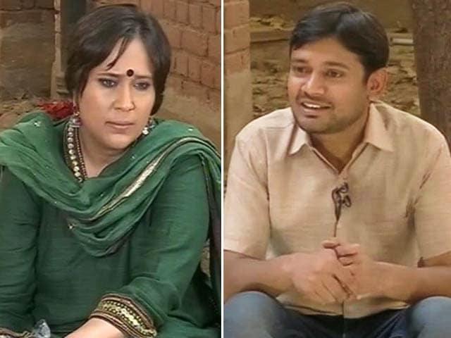 Video : Kanhaiya Kumar To NDTV On Taking On Smriti Irani And PM Modi