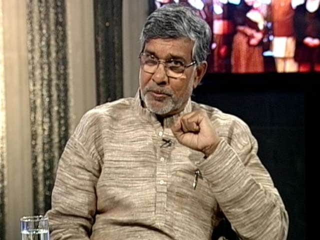 Video : Why Kailash Satyarthi Vetoes The New Anti-Child Labour Bill