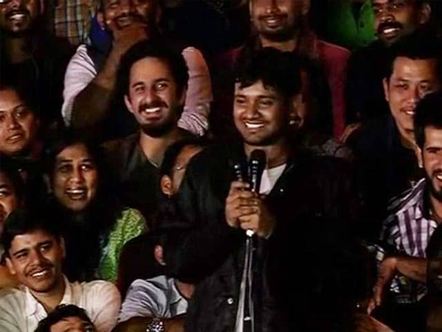 Video : Kanhaiya Kumar A Potential Star Campaigner In Assembly Elections