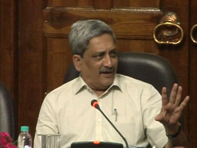 Video : As Wage Bill Grows, Defence Minister Talks Of A Lean Military