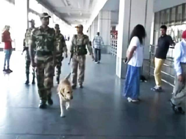 Video : Delhi On Alert As Security Agencies Suspect Terrorists Have Sneaked In